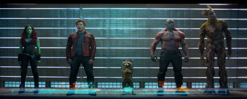 The Good The Bad and the Geeky Episode 245 - Podcasted (The Guardians of the Galaxy)