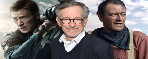 The Good The Bad and the Geeky Episode 264 - Superhero Genre vs Steven Spielberg