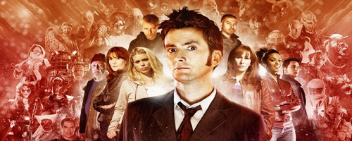 The Good The Bad and the Geeky Episode 266 - The Tenth Doctor
