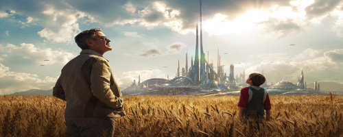 The Good The Bad and the Geeky Episode 269 - Tomorrowland