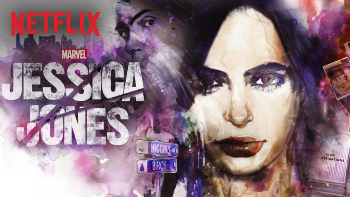 The Good The Bad and the Geeky Episode 272 - Jessica Jones