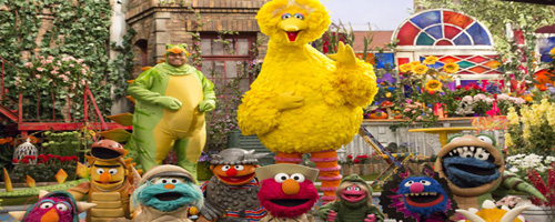 The Good The Bad and the Geeky Episode 278 - Sesame Street on HBO