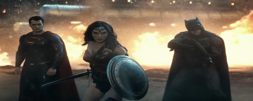 The Good The Bad and the Geeky Episode 286 - The Victor of Batman v Superman: Dawn of Justice