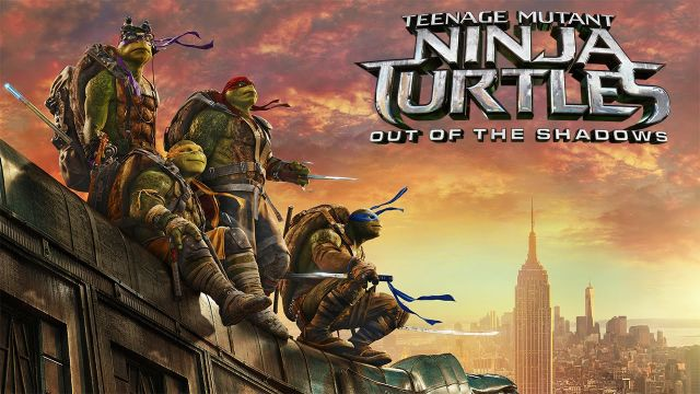The Good The Bad and the Geeky Episode 292 - TMNT: Out of the Shadows