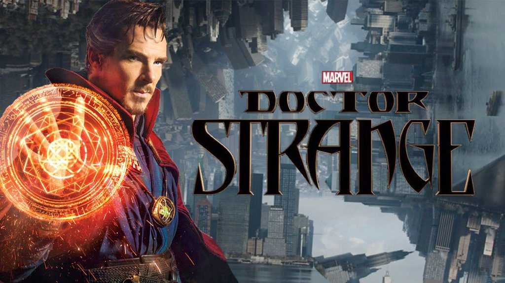 The Good The Bad and the Geeky Episode 312 - Doctor Strange