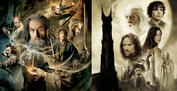 The Good The Bad and the Geeky Episode 337 - Judge Jimmy at MadLab May 2017: Which is Better In The Tolkien Film Trilogy?