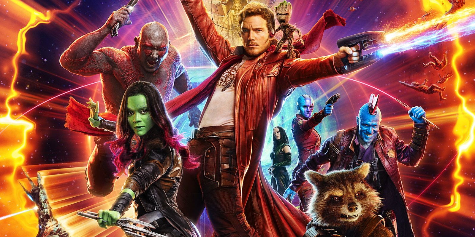 The Good The Bad and the Geeky Episode 336 - Guardians of the Galaxy Vol. 2