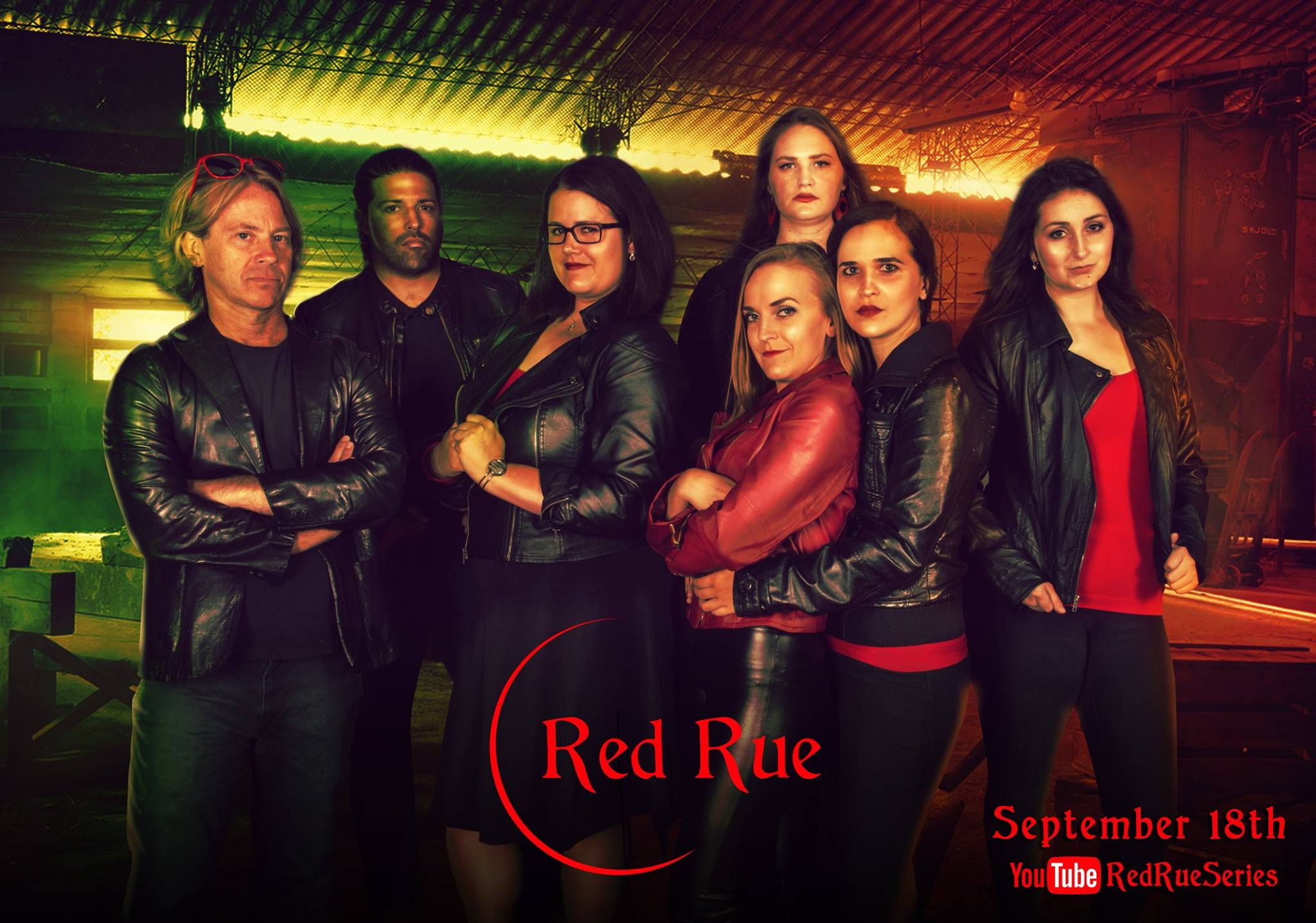 The Good The Bad and the Geeky Episode 350 - The Cast & Crew of Red Rue