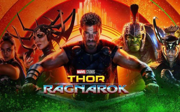 The Good The Bad and the Geeky Episode 358 - Thor Ragnarok