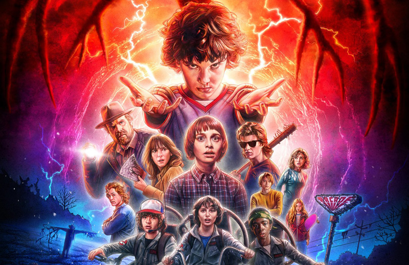 The Good The Bad and the Geeky Episode 359 - Stranger Things 2