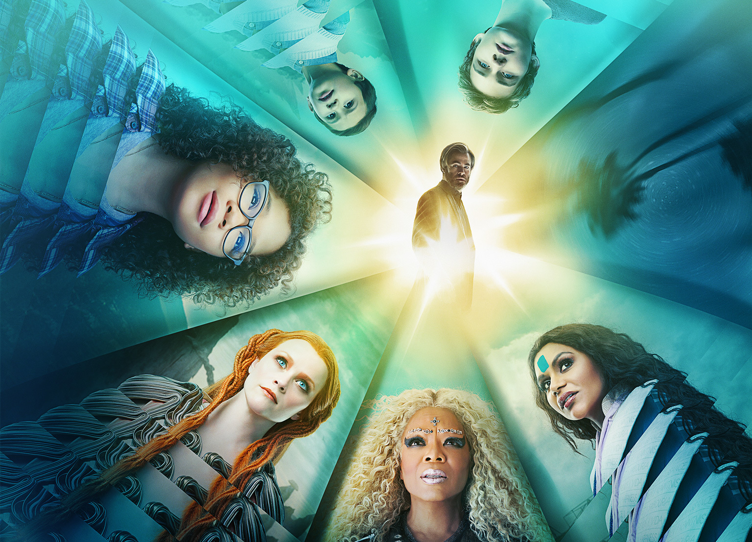 The Good The Bad and the Geeky Episode 367 - Disney's A Wrinkle In Time