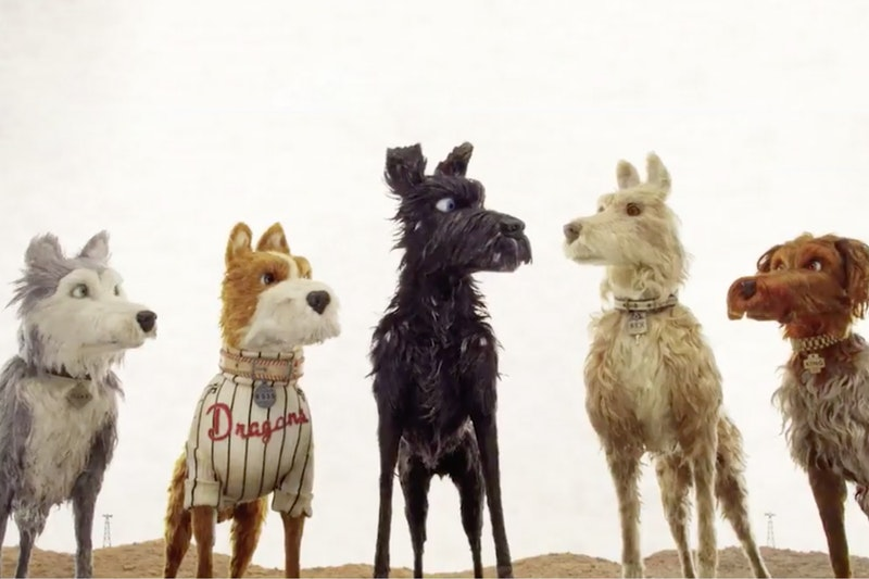The Good The Bad and the Geeky Episode 368 - Isle of Dogs